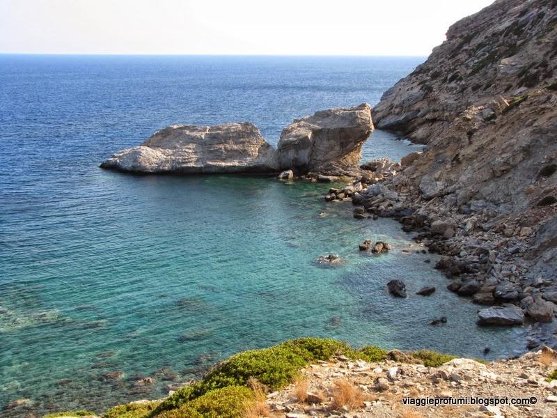 Grecia, isola di Amorgos
