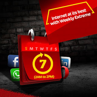 Jazz weekly extreme internet offer