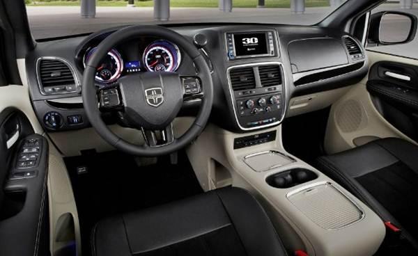 2017 Dodge Grand Caravan GT Release Date