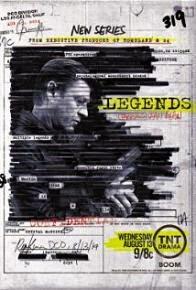 serie Legends temporada 1