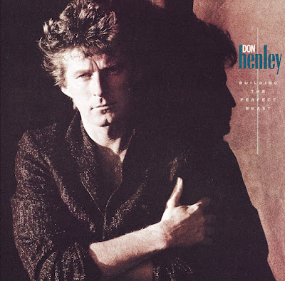 "The cover of Don Henley's 1984 album Building the Perfect Beast, which included the hit ""Boys of Summer""."