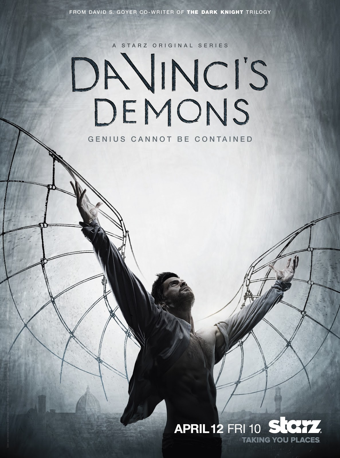 Finale:Game of Thrones(season 3) and Da Vinci's Demons(season 1
