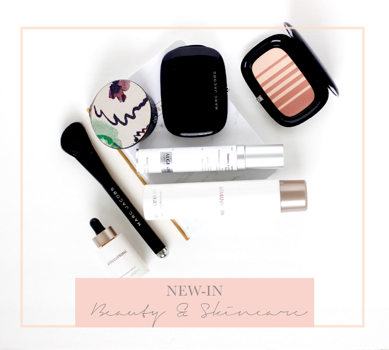 New in beauty and skincare