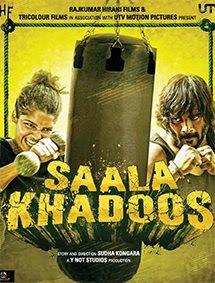 Saala Khadoos (2016) DVDRip 480p Download In 300MB