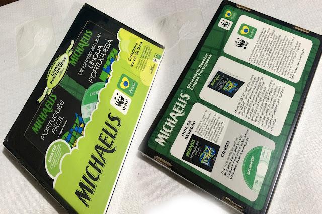 Dicionário Michaelis - Valor: R$:5,00 - Editora: Melhoramentos
