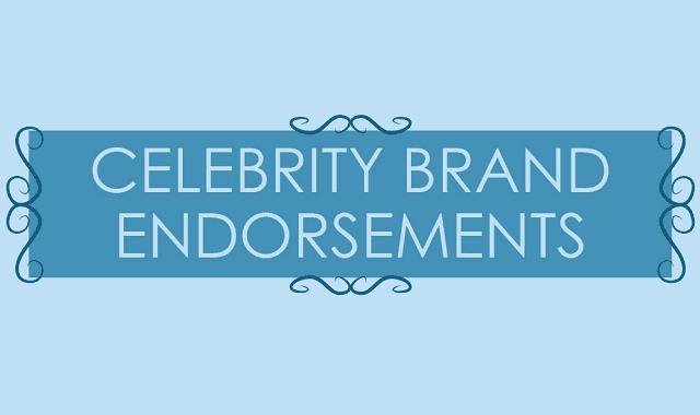 Celebrity Brand Endorsements
