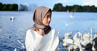 5 tutorial hijab mudah dan elegan