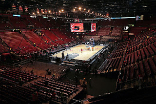 The Mediolanum Forum, home of Olimpio Milano