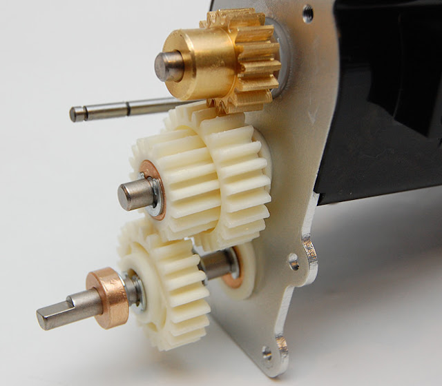 Tamiya High Lift gears