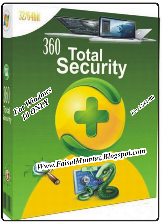 360 Total Security For Windows 10 ONLY         |          Welcome To Soft Zone