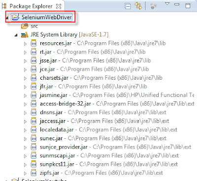 How to Configure Selenium WebDriver in Eclipse