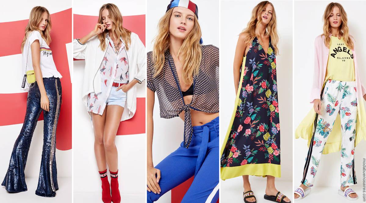 Faldas y vestidos primavera verano 2019