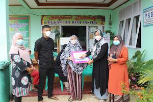 Penyerahan Bantuan Langsung Tunai Dana Desa Tahap 8