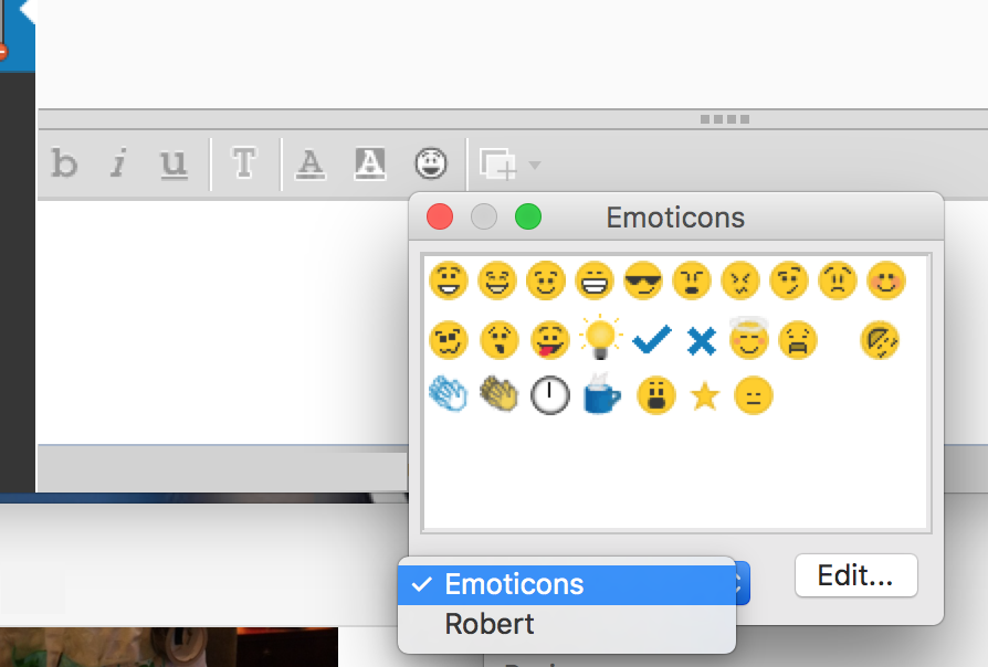 Roberts Techworld Ibm Sametime Emoticons Free Of Charge