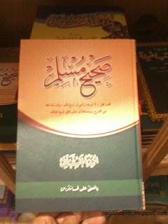 Harga Hadits Shohih Muslim