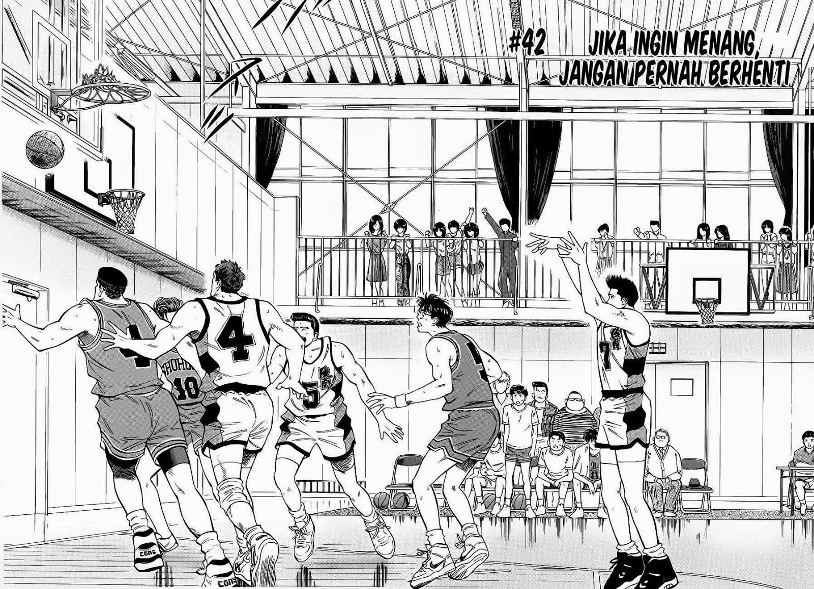 Komik slam dunk 042 - jika ingin menang jangan pernah berhenti 43 Indonesia slam dunk 042 - jika ingin menang jangan pernah berhenti Terbaru 2|Baca Manga Komik Indonesia|