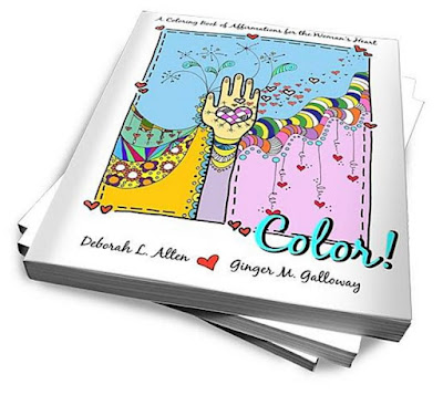 Our Coloring Book is Here: Color!