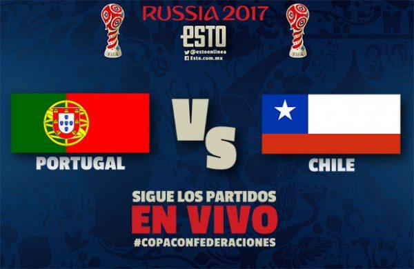 Ver Partido Chile vs Portugal EN VIVO Gratis Por Internet Hoy 28/06/2017