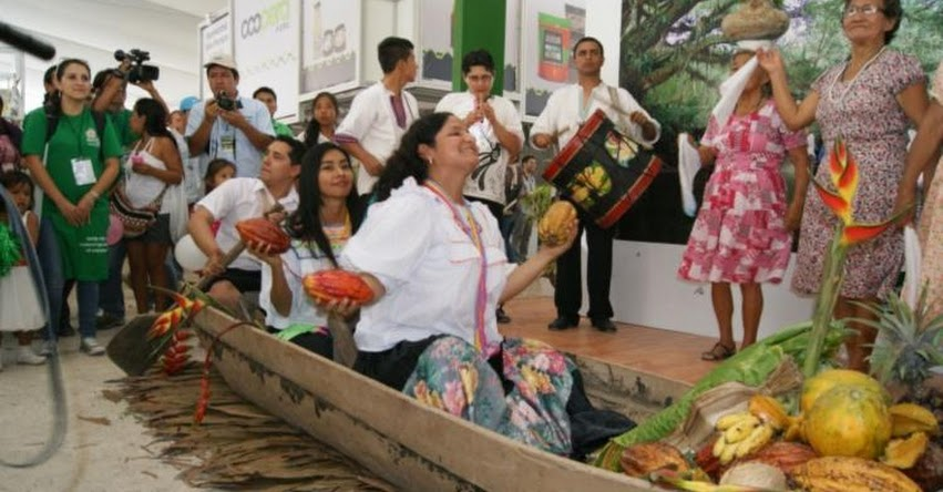 EXPO AMAZÓNICA 2017: Compradores de 13 países llegarán a Feria en busca de superalimentos (Tarapoto y Moyobamba)