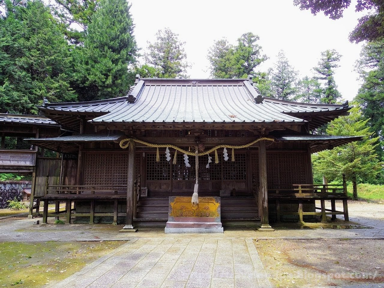 travelog-jpn: 常陸の社 「水戸...