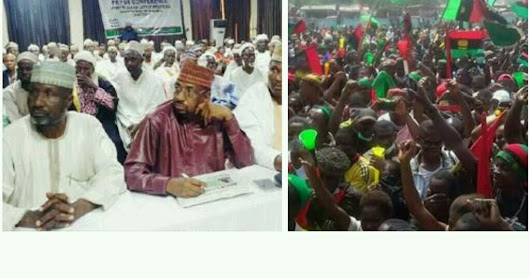 IPOB Blasts Miyetti Allah Over Comments On S'East Gov's Rejection of Ranching