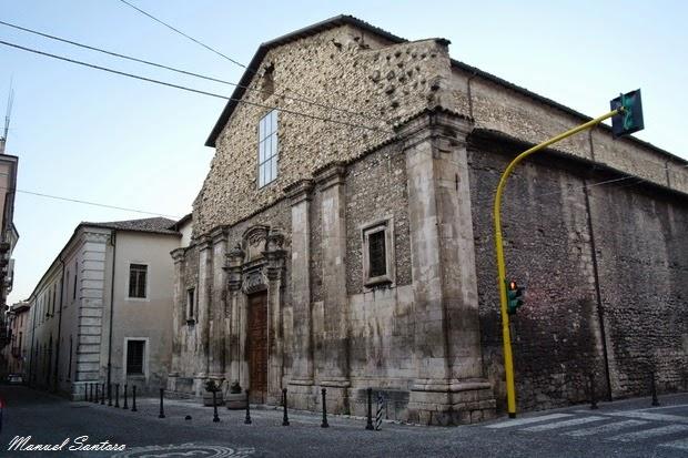 Sulmona, Chiesa di San Domenico