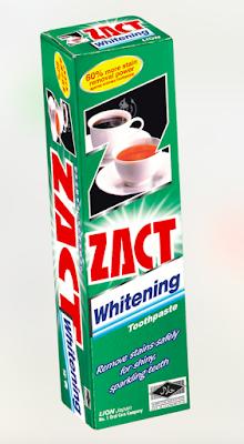 zact whitening, zact, ubat gigi zact