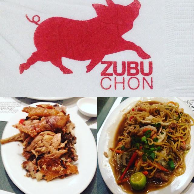 Zubuchon in Cebu Philippines