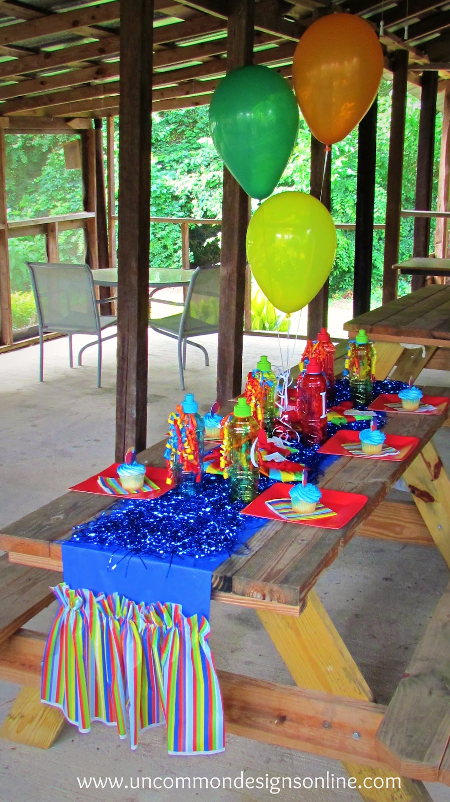 Throw A Beach Ball Summer Party For Kids