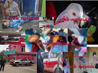Narcoviolencia en el Sur de Veracruz tiñe con sangre las ultimas 24 horas