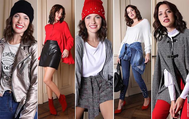 Moda otoño invierno 2018 ropa de mujer urbana y femenina. | Moda invierno 2018.