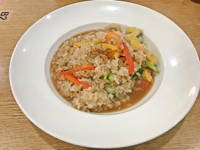 No.66義麵坊新莊店素食燉飯