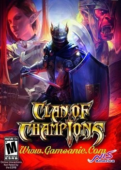 Clan Of Champions Game Cover