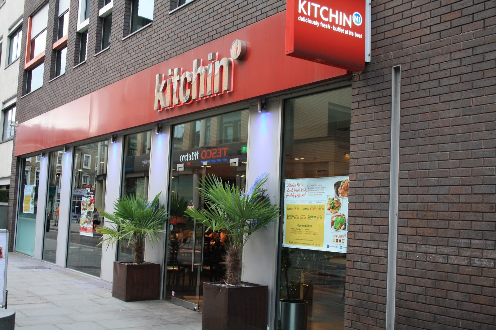 Kitchin N1 - Restaurant Review