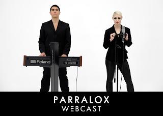 Parralox Webcast - Sharper Than a Knife (Official Launch)