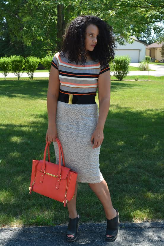 Mary from Curlybyrdie chirps on Fashion and Cookies fashion blog, fashion blogger style