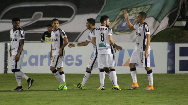Abc 0 x 1 Ceará: Embala Vovô