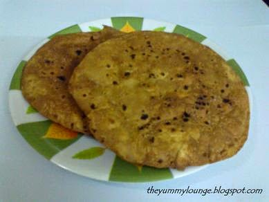 Brown Papad Using Leftover Chapatti Recipe