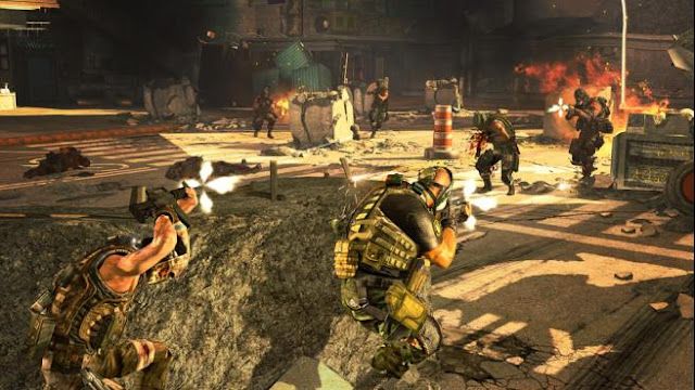Army of Two : The 40th Day screenshot 3