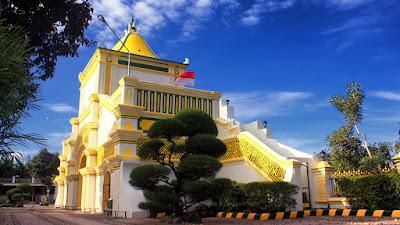 Masjid Jamik Sumenep sebagai salah satu peninggalan sejarah Pulau Madura.