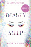 Beauty Sleep by Kathryn Evans cover