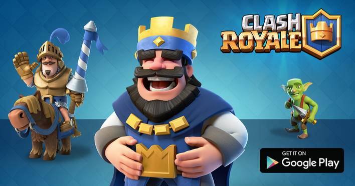 Download Game Clash Royale APK for Android Gratis Terbaru