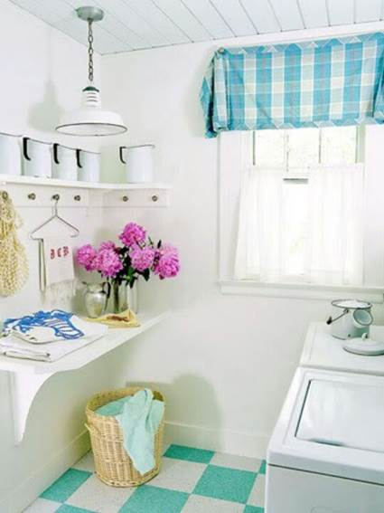 What Best Color To Paint Laundry Room With No Windows 2