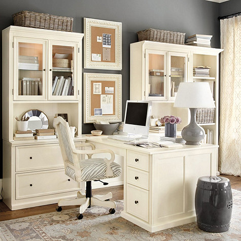 I Was Able To Achieve All Of These Wishes With This Gorgeous Office Furniture From Ballard Designs