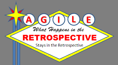 What happens in the Retrospective stays in the Retrospective!