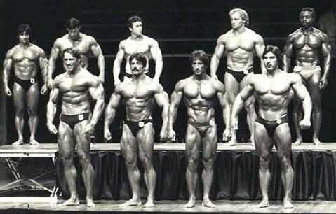 Mr Olympia 1980