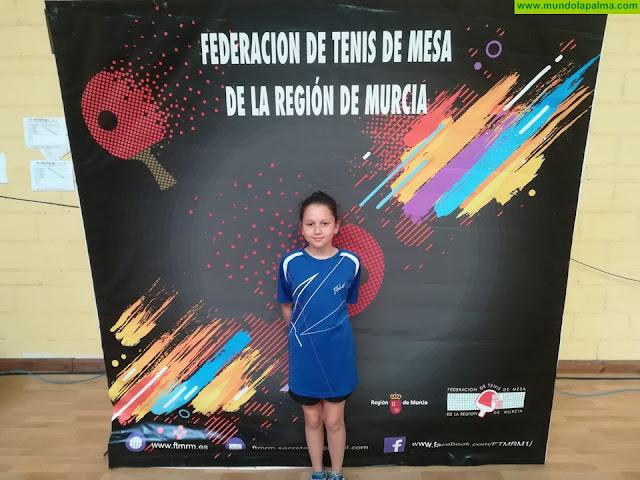 Amalia Triana se hace con la séptima plaza del ranking español tras disputar el Top 8 Nacional