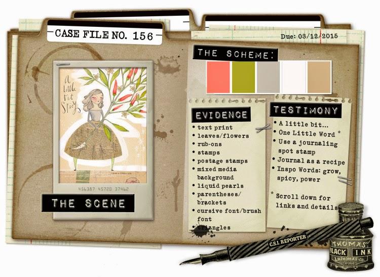 Color Stories Inspiration Case File No. 156