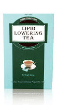 lipid lowering tea