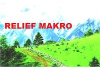 Pengertian Relief Makro dan Bentuk Relief Makro